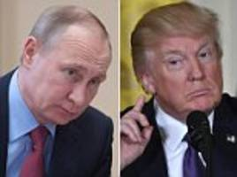 Trump tweets that things will 'work out fine' with Russia