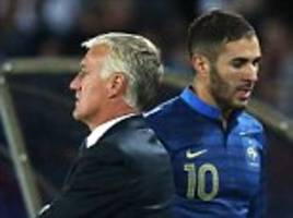 real madrid news: karim benzema waiting for france coach