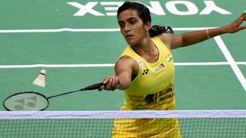 pv sindhu and 5 other indian shuttlers to play their pre-quarterfinal matches today