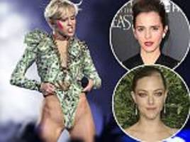 miley cyrus' 'nude snaps leak online after she is hacked'