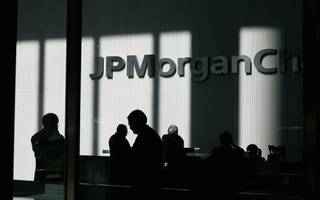 trump bump: jp morgan earnings smashed it again in the first quarter