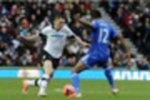 former derby county loan star on pfa young player of the year...