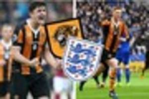hull city's sam clucas and harry maguire are 'under consideration...