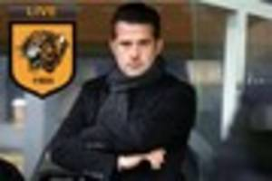 LIVE Hull City news and rumours as Marco Silva holds press...