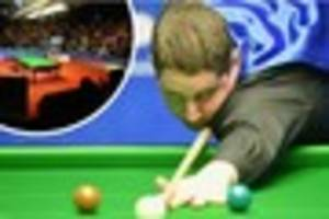 stuart carrington to face liang wenbo in first round of world...