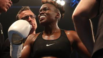 nicola adams: olympic boxing champion will increase round length for leeds fight