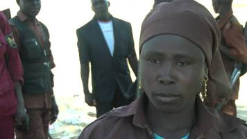 the nigerian woman standing up to boko haram