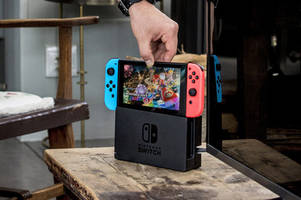 Market analysts predict Nintendo will develop a Switch Mini for younger gamers