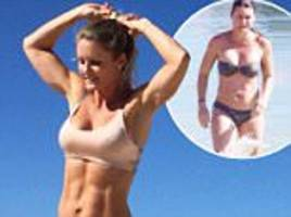 fit mother-of-two, 39, shares her best anti-ageing secrets