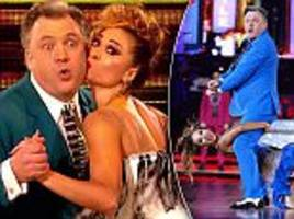 ed balls on bringing people together with strictly