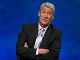 Jeremy Paxman insists University Challenge is NOT sexist
