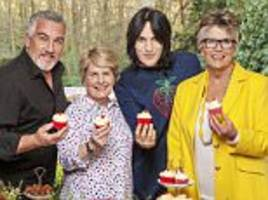 sceptical viewers unimpressed with channel 4's bake off