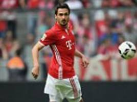 hummels and boateng to miss bayern munich v leverkusen