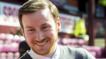 hearts: ian cathro capable of 'amazing things' at tynecastle, says isma goncalves