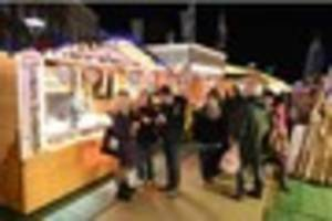 Organisers of Exeter's Christmas Market say 'farewell' to the...