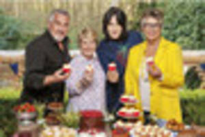 are you a bake-off fan? here's the first look at the new team