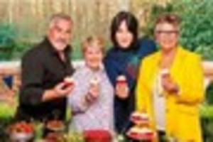 new great british bake off picture has put the great jam and...