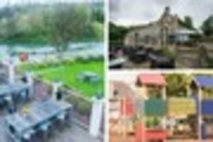 9 Child friendly pubs in and around Bath with gardens or...