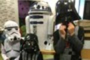 Star Wars tales will be brought to life at Louth Library