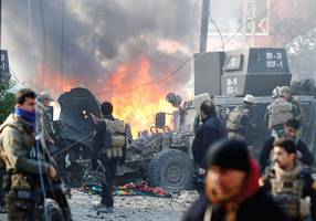 in battle for mosul, new us strategy takes shape