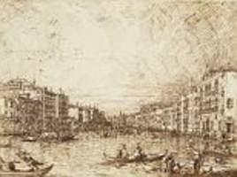 canaletto did not trace works conservators confirm
