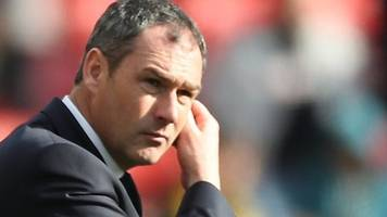 watford 1-0 swansea: clement rues swans' 'missed opportunity'