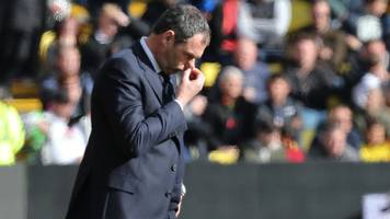 Paul Clement: Swansea City boss says Stoke City game is 'must win'