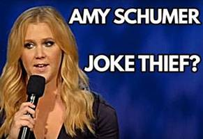 the most damming evidence of amy schumer's joke theft