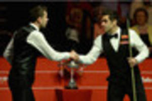 ronnie o'sullivan says snooker world championship title is mark...