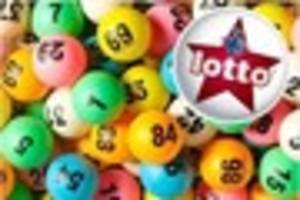 LOTTERY RESULTS LIVE:  National Lottery Lotto numbers for...