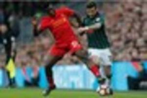 Graham Carey on how Jurgen's Klopp Liverpool drove on Plymouth...