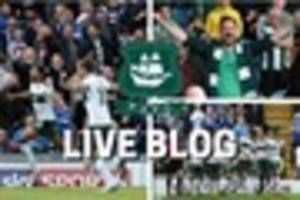 plymouth argyle live: reaction to portsmouth draw, build-up to...