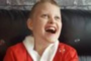 Biddulph teenager's fundraising campaign for a new wheelchair