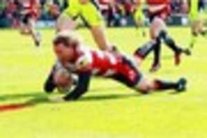five things we learned from gloucester's win over sale