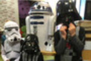 'Use the force' at the library holding special Star Wars session