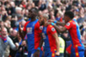 Crystal Palace fight back from two goals down to earn a point...