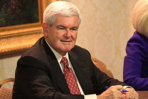 gingrich makes late push for hill in georgia specialelection