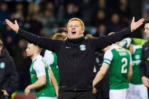 neil lennon hopes hibs will end three years of hurt for fans with easter road title win
