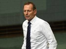 Tony Abbott claims Bill Shorten may become prime minister