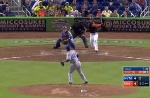 watch: marlins go back-to-back twice against mets