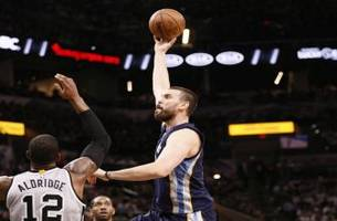 Grizzlies LIVE to Go: Grizzlies start playoffs with a crushing loss to the Spurs 111-82