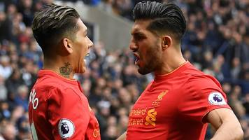 liverpool go third with firmino winner at west brom
