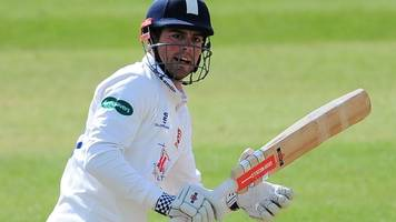 somerset v essex: alastair cook's century leads visitors to comprehensive win
