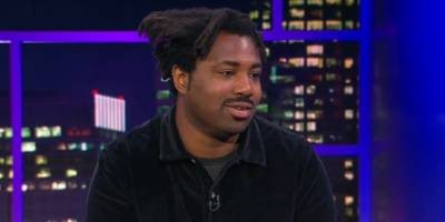 "watch sampha discuss his mother, musical influences, more on ""tavis smiley"""