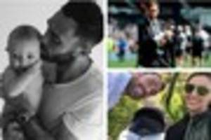 how derby county's richard keogh and wife charlie had their lives...
