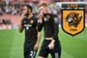 Hull City news LIVE with reaction, analysis and stats from Stoke...