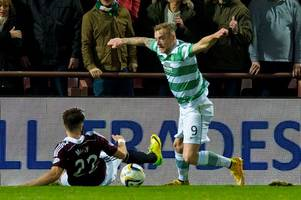 celtic taunted by inverness defender brad mckay who claims 'what goes around comes around' after alex schalk dive