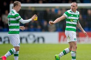 red tape to free celtic skipper scott brown to play against rangers in scottish cup semi final despite red card
