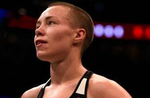 dana white says rose namajunas is 'ready to challenge for the title'