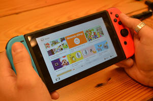 Research group reveals 2.4 million Nintendo Switch consoles sold in March